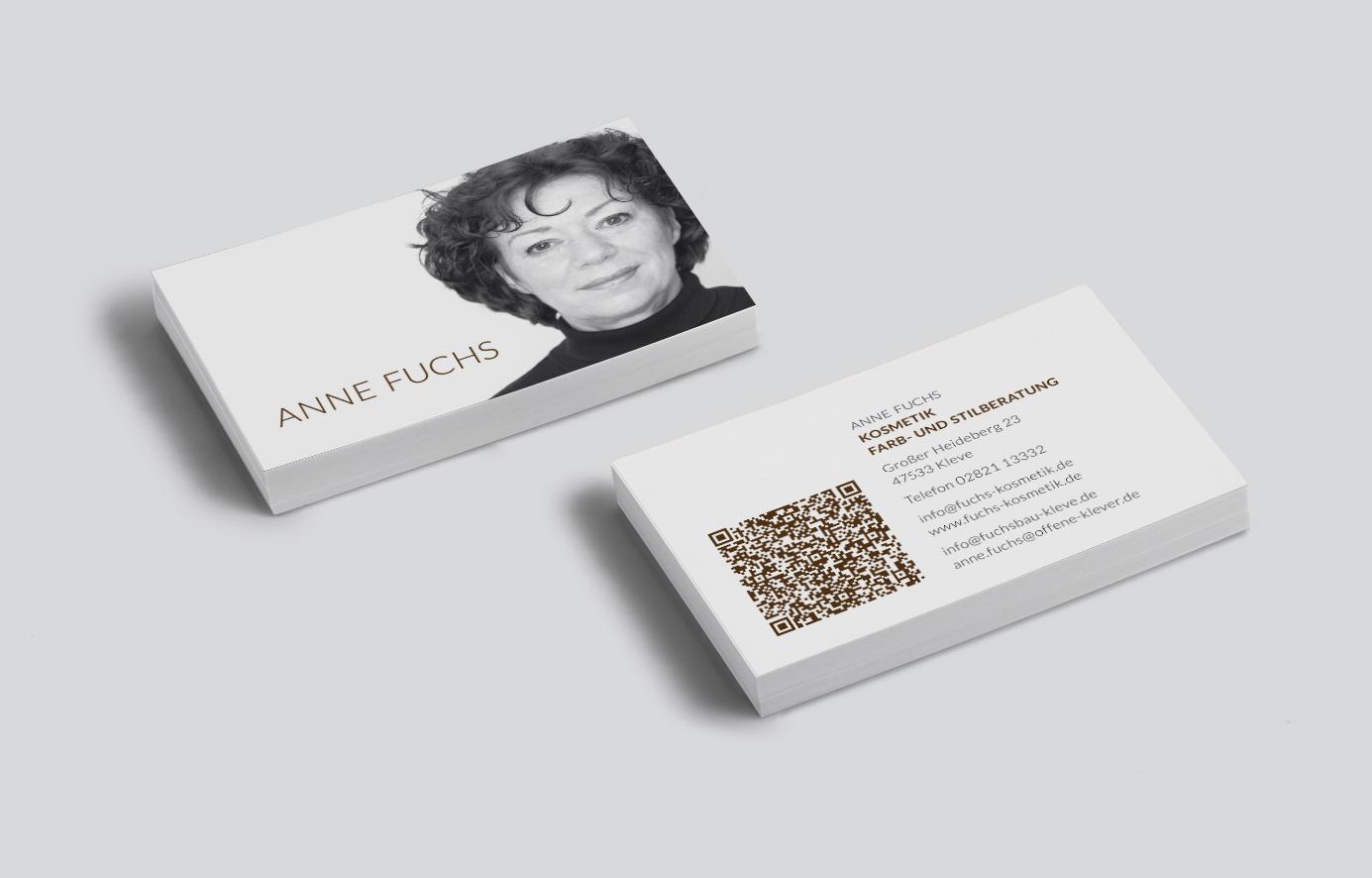 card visit design