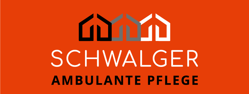 Schwalger Ambulante Pflege Logogestaltung