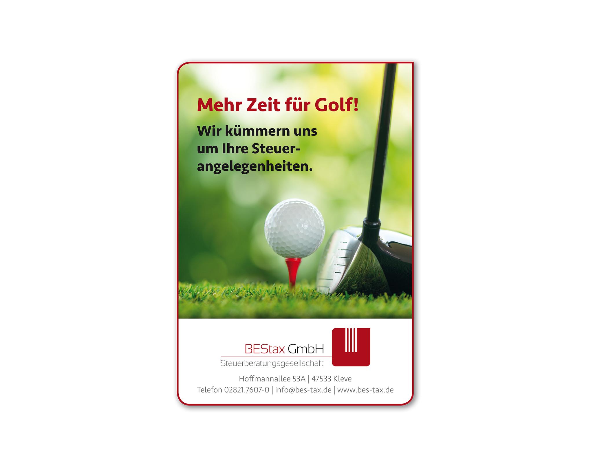 regel-design-bestax-anzeige-golf